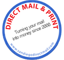direct mail and print